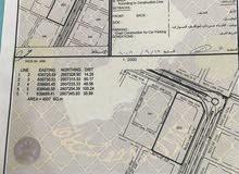 استثمار ارض سكني تجاري ف غلاء مساحه 4937