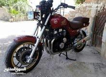 Used Honda motorbike up for sale in Al Karak