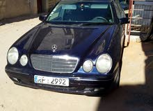 New Mercedes Benz 2002