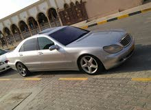 Automatic Mercedes Benz 2001 for sale - Used - Nakhl city