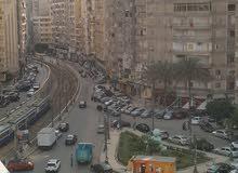 شقه للايجار مفروشه 120متر سوبر لوكس أول خالد بن الوليد الرئيسي سيدي بشر الترام