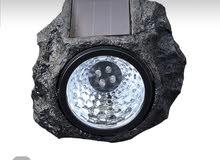 أضواء ديكور للحدائق والممرات