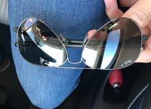 Rayban Polarized carbon fiber glassesنظارة ريبان اصلية بحالة ممتازة