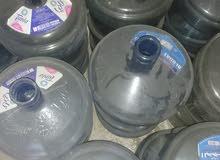 جوالين ماء استبدال فارغه للبيع