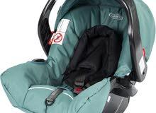 كرسي طعام اطفال وكرسي سياره لطفل حديثي الولاده