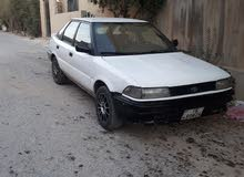 1990 Used Corolla with Manual transmission is available for sale