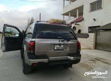 Silver Chevrolet TrailBlazer 2002 for sale