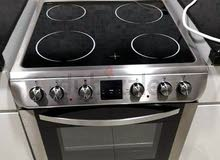 ;-Hoover 60 by 60 cooking range 4 hubs electric cooker ceramic