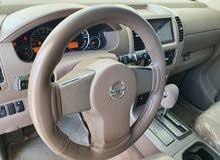 Nissan pathfinder 4.0 V6  2009