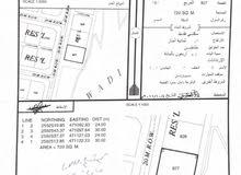 أرض سكنية للبيع في هجيرمات ( حابس)