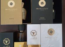 مجموعة عطور من باريس غاليري فرنسية وايطالية Italian and French perfumes
