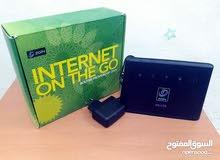 راوتر زين 4g أحدث إصدار لتشغيل خطوط الإنترنت وخط الواي فاي تابع الوصف