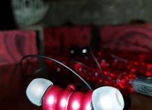 Necklace earphones - سماعات طوق صنع يدوي ( 6 قطع في العالم )