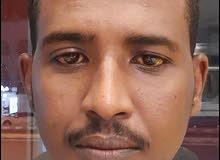 محاسب ومدخل بيانات سوداني في الطائف