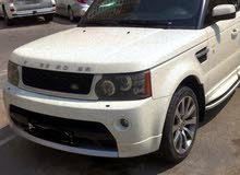 Land Rover 2008 to 2012