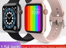LD6 ساعة ذكية شبيهه ابل 6 اللمس الكامل Smartwatch