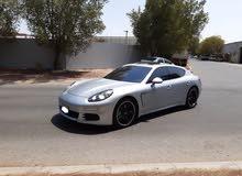 Porsche Panamera 2014 (Silver)