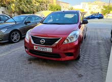 Nissan sunny 2013 very good condition
