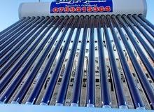 سخانات شمسية سمير ادريس من المصنع مباشرة