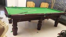 brand new billiard table