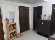 غرفة و صالة خلف مول الامارات ايجار شهري