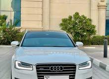 Audi A8 L V8 2015
