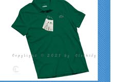 Brand New and Packed LACOSTE T Shirts size (LARGE) - Made in Turkey