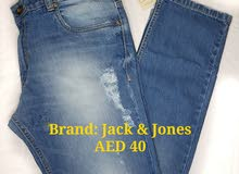 Branded jeans for less