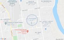 للبيع شقة في الرياض شارع الجزار علي الظلط