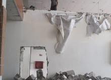 مقاول تكسير ترميم تعديل البناء معلم بلاط لياسه