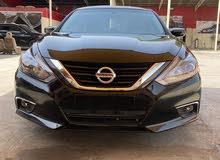 Nissan Altima SV 2017 mid option