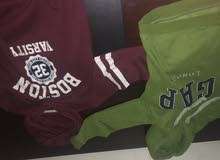 TWO JACKETS SIZE XL FOR KIDS