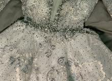فستان سهرة فخم