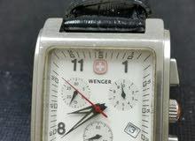 ساعة وينجر سويسرى رجالى