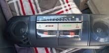 راديو ومسجل ممتاز