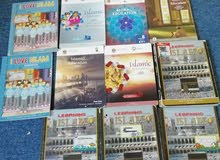 all books and different grades, available