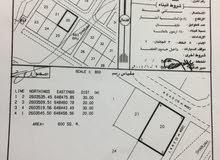 ارض 600م للبيع في مرتفعات العامرات 8