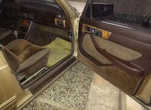 Automatic Mercedes Benz 1987 for sale - Used - Baghdad city