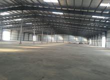 للبيع قسيمه صناعية 2000 متر حدادا في امغره الصناعية