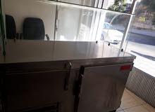ثلاجات استعمال مطاعم للبيع