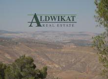 ارض مميزة للبيع في ابو السوس مساحة 800 م بموقع مميز جدا