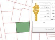 قطعه ارض للبيع في الاردن - عمان - دابوق بمساحه 1184 متر
