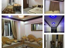 شقة راقية مفروشة 3 غرف وصالة في المعبيلة قريب نستو ومول مسقط الجديد بسعر خاص