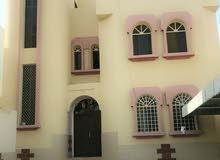 منزل للإيجار الطابق الثاني للعوائل في الخوض