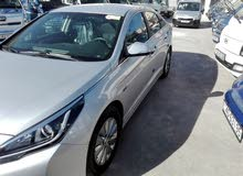 Hyundai Sonata 2016 For sale - Silver color