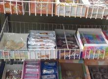 مركز الشهيد لتسوق للبيع في مخيم الحصن