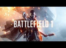 لعبة battlefield 1 مع جميع النسخ ...