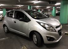 Automatic Chevrolet Spark 2015