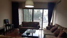 للايجار  شقة مفروشة  سوبر ديلوكس  في منطقة عبدون 2 نوم مساحة 110 م² -  ط ثاني