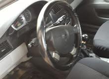 Gasoline Fuel/Power   Chevrolet Optra 2008